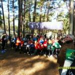Erffnung von Sport in KW u. Startschuss 35km