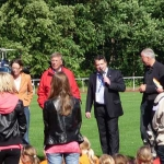 Stadionfest 2009 - Meetingdirektor Stefan Winzig