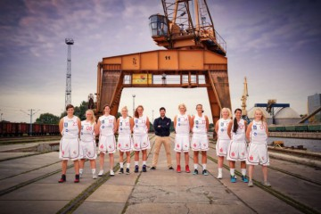Damen Baskettball